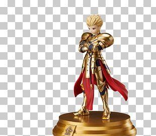 Fate/Grand Order Fate/stay Night Model Figure Gilgamesh Saber PNG