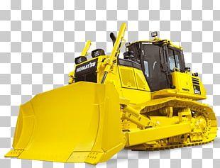 Komatsu Limited Caterpillar Inc. Bulldozer Komatsu D575A Heavy Machinery PNG