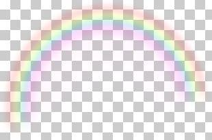 Light Rainbow PNG