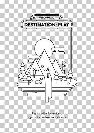 Paper Product Design Line Art Illustration PNG