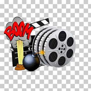 Hollywood Film Reel PNG