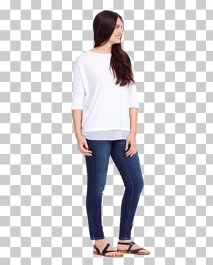 T-shirt Jeans Sun Protective Clothing Top PNG