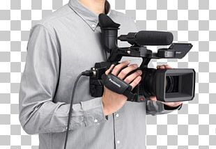 Video Cameras Panasonic P2 Professional Video Camera PNG