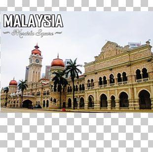 Sultan Abdul Samad Building Tourism Kuala Lumpur International Airport Travel Itinerary PNG