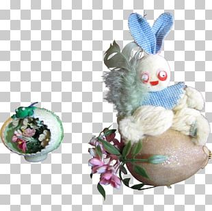 The Egg Tree Easter Bunny Christmas Ornament Easter Egg Tree PNG