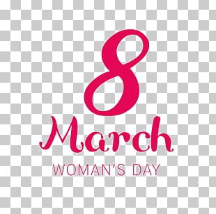 International Women's Day 2017 Women's March 8 March Woman PNG