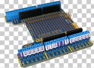 Microcontroller Electronics Flash Memory Arduino Terminal PNG