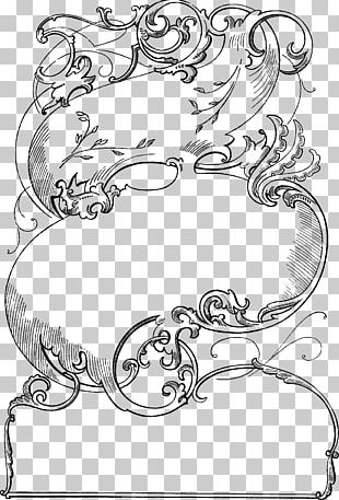 Victorian Era Borders And Frames Frame Ornament PNG