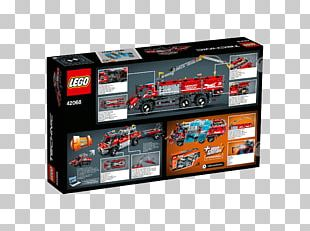 LEGO 42068 Technic Airport Rescue Vehicle Toy Lego Technic PNG
