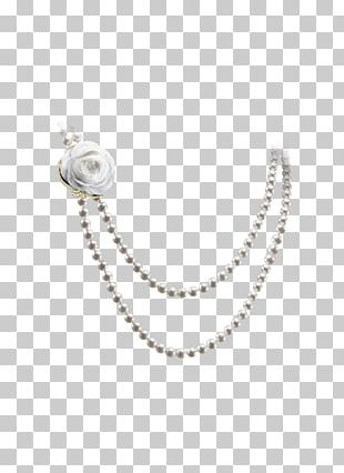 Earring Jewellery Chain Necklace Jewelry Design PNG