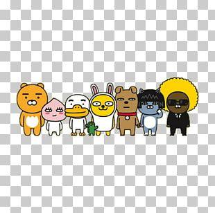 South Korea Kakao Friends KakaoTalk YouTube PNG