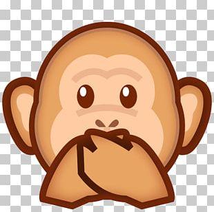Three Wise Monkeys General Data Protection Regulation Emoji PNG
