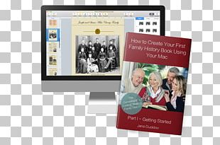 Genealogy Book Your Family Tree PNG