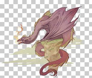 Dragon Legendary Creature Welsh Mythology Folklore PNG
