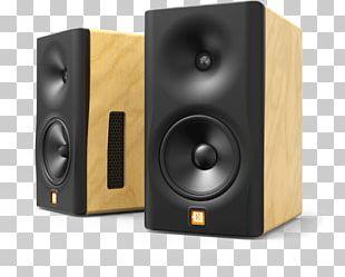 Loudspeaker Studio Monitor Audio Subwoofer Sound PNG