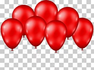 RedBalloon 99 Luftballons PNG