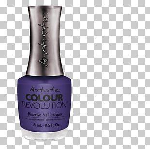 Colour Revolution Nail Polish Gel Nails Color PNG