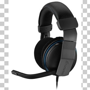Laptop 7.1 Surround Sound Corsair Components CORSAIR Vengeance 1500 Dolby 7.1 USB Gaming Headset PNG
