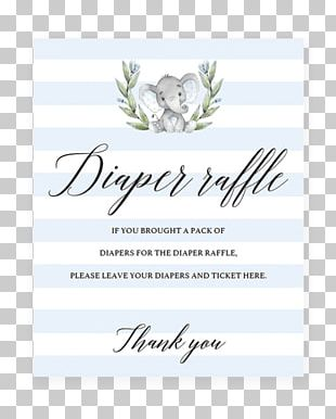 Baby Shower Wedding Invitation Diaper Game Infant PNG