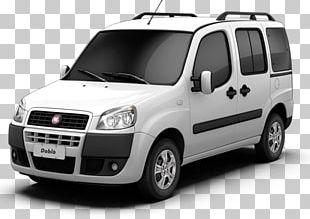 Fiat Doblò Fiat Automobiles Car Fiat Strada PNG