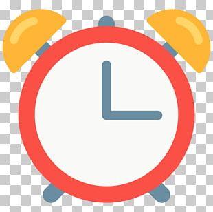Alarm Clocks Emoji Alarm Device Basics Free PNG