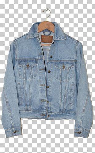 Jean Jacket Denim Jeans Fashion PNG