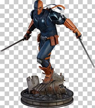 Deathstroke Batman Catwoman Action & Toy Figures Statue PNG