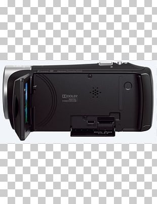 Sony Handycam HDR-CX405 Camcorder Video Cameras Exmor R PNG