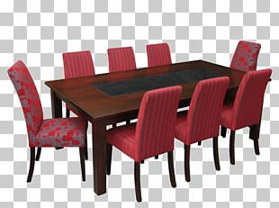 Table Dining Room Chair Matbord Couch PNG