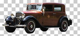 Vintage Car Antique Vehicle Registration Classic Car PNG