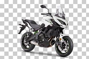 Kawasaki Versys 650 Kawasaki Motorcycles Touring Motorcycle PNG