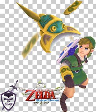 The Legend Of Zelda: Skyward Sword Link Wii Super Smash Bros. Ultimate PNG