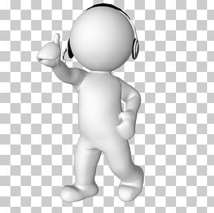 3D Computer Graphics Headphones PNG