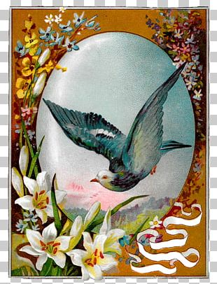 Greeting & Note Cards Easter Postcard Cardmaking PNG