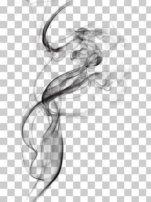Smoke Ink PNG