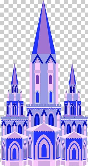 Medieval Architecture Castle Fairy Tale PNG