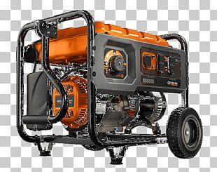Engine-generator Standby Generator Electric Generator Generac Power Systems Diesel Generator PNG