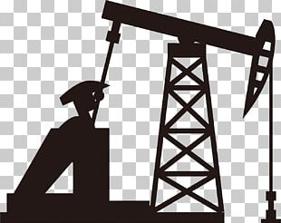 Petroleum Oil Field Icon PNG