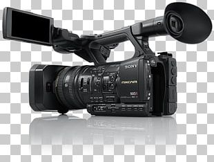 Sony Camcorders Professional Video Camera 1080p Sony Corporation PNG