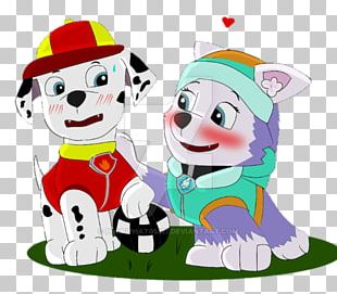 Dalmatian Dog Fan Art PNG
