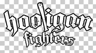 Logo Hooliganism Brand Calligraphy Font PNG