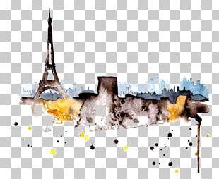 Eiffel Tower Aesthetic Medicine & Laser Paris PNG