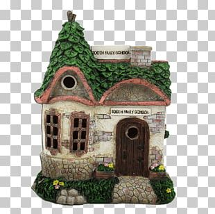 Tooth Fairy Fairy Door Garden House PNG