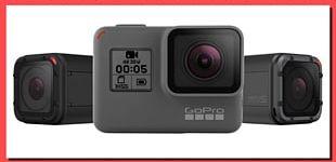 GoPro Karma GoPro HERO5 Black Action Camera PNG