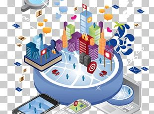 Smart City Smart Cities Mission Business Internet Of Things Intelligent Transportation System PNG