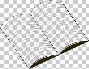 Book Cover Paper PNG