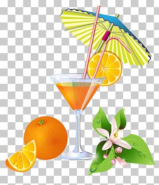 Cocktail Juice Martini Margarita Soft Drink PNG