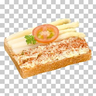 Canapé Ham And Cheese Sandwich Toast Garnish PNG