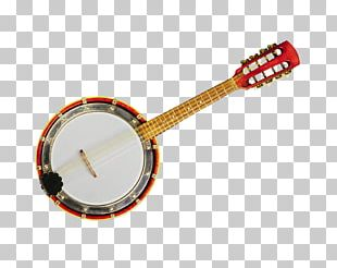 Musical Instruments Banjo Uke Banjo Guitar Plucked String Instrument PNG