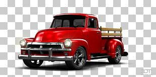 Car Chevrolet Advance Design Pickup Truck Motor Vehicle PNG